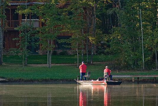 Fishing on property in Bill Dance Signature Lakes.jpg